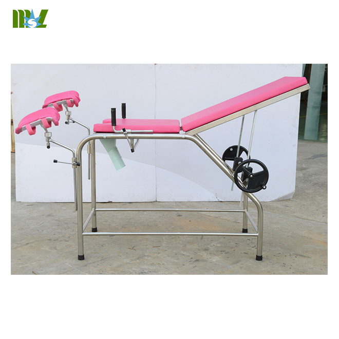 portable  Gynecological examination bed MSLET15