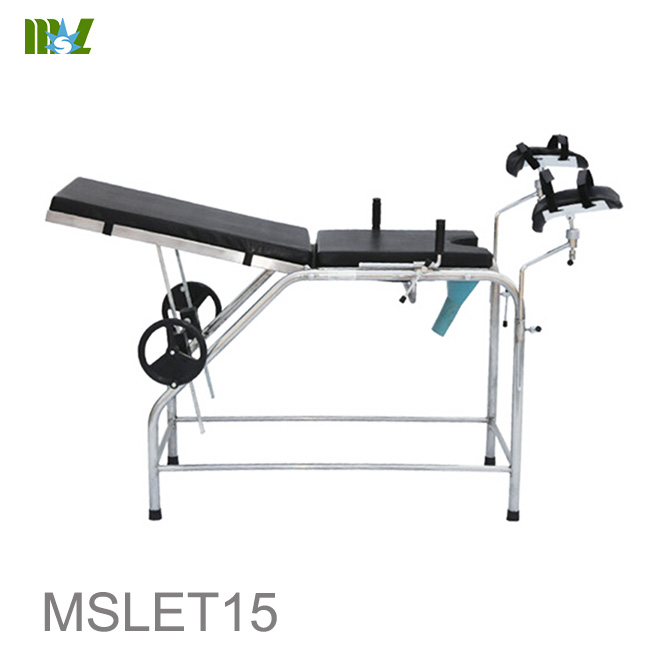 MSL Gynecological examination bed MSLET15