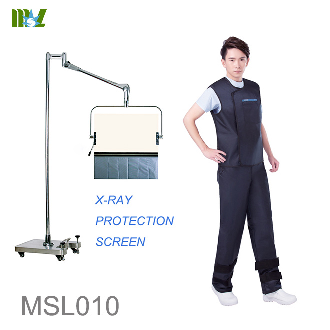 radiology lead aprons bib overalls for sale