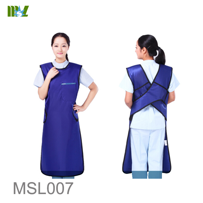 lead free dental x ray aprons