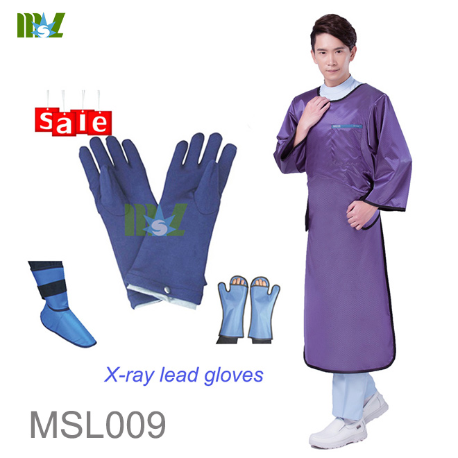 lead free x ray protective aprons