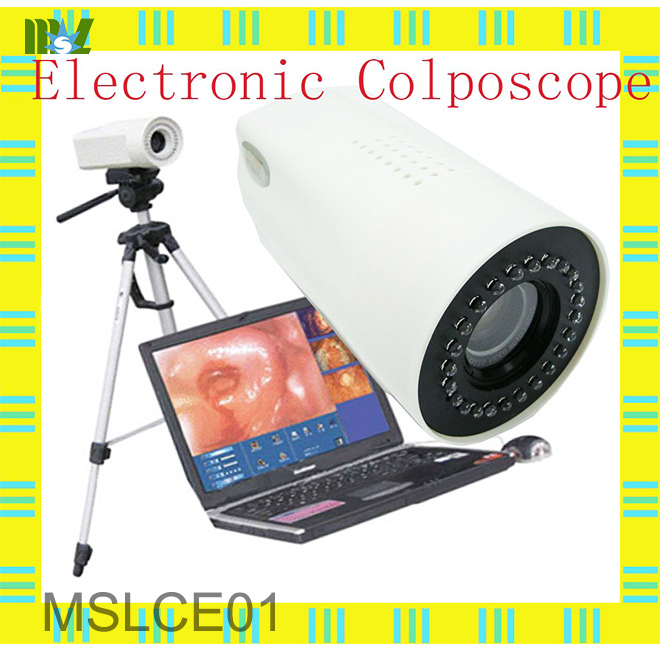 Laptop Colposcope Work Station for Women Use MSLCE01