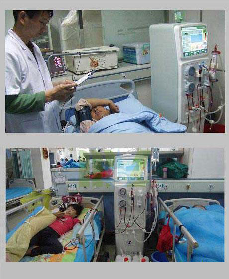 blood Dialysis Machine MSLHM01