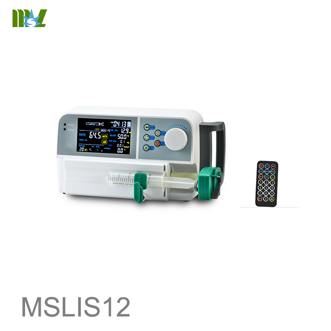 infusion pump MSLIS12