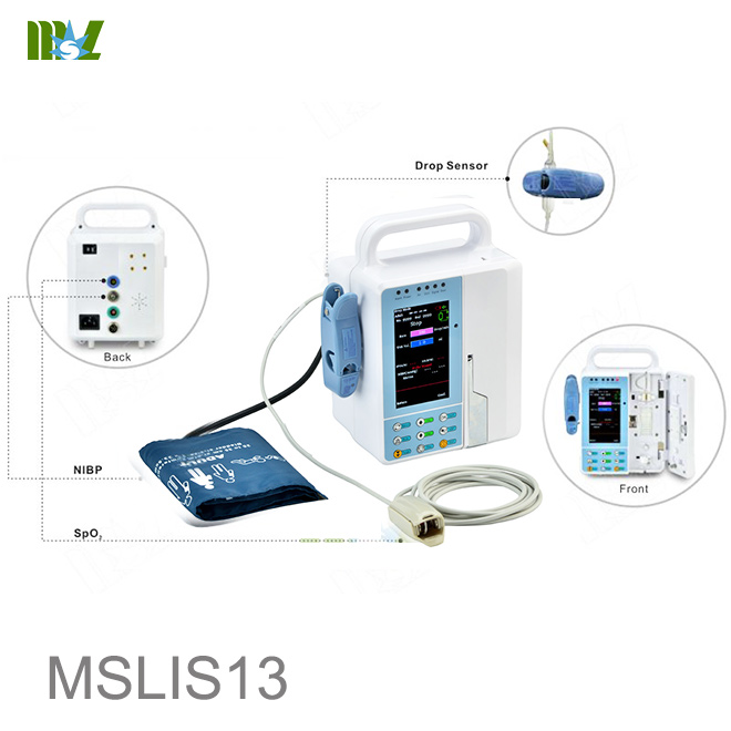 Electric Syringe Infusion Pump MSLIS13