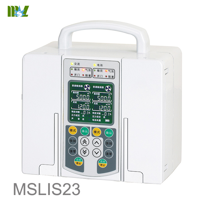MSL Hospital Infusion Pump MSLIS23