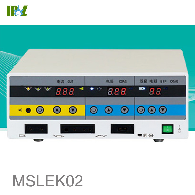 Electrosurgical Units and Equipment MSLEK02