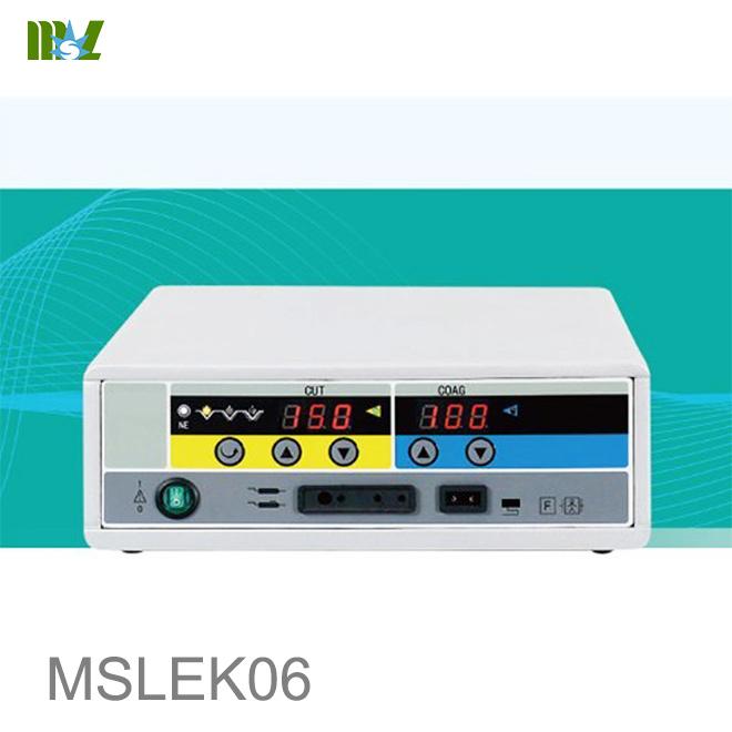 MSL Electrosurgical Generators & Monitors MSLEK06