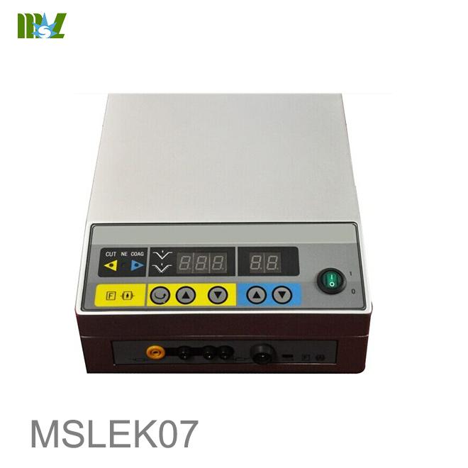 MSL Bipolar / Monopolar Electrosurgical Generator MSLEK07