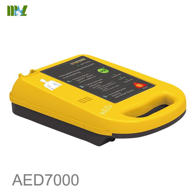 automatic external defibrillator manufacturer