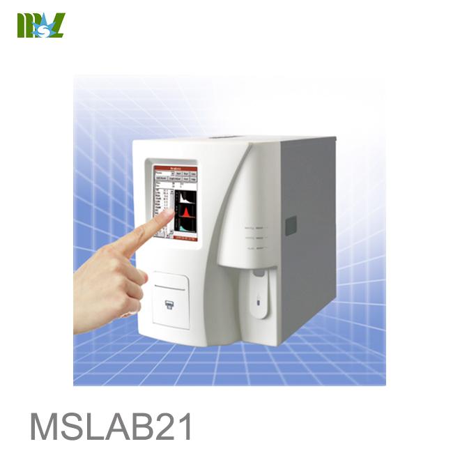 cheap hematology analyzer MSLAB21