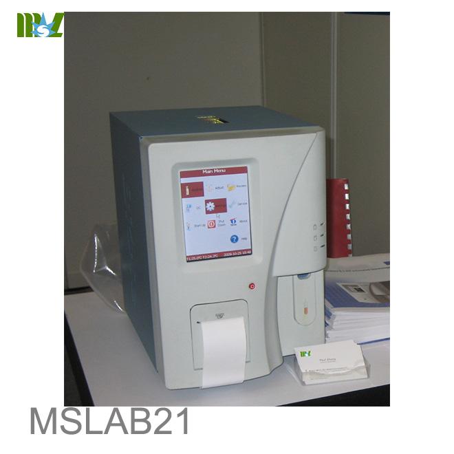 MSL hematology analyzer MSLAB21