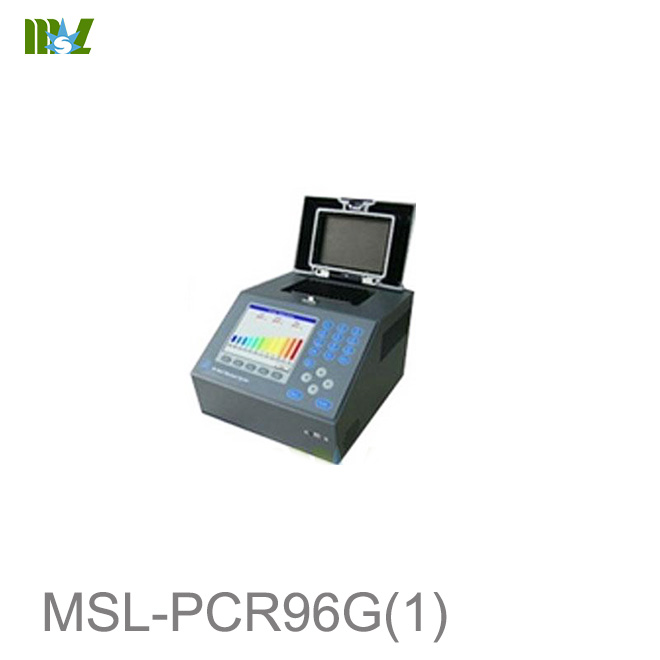 MSL Gradient PCR Thermal Cyclers