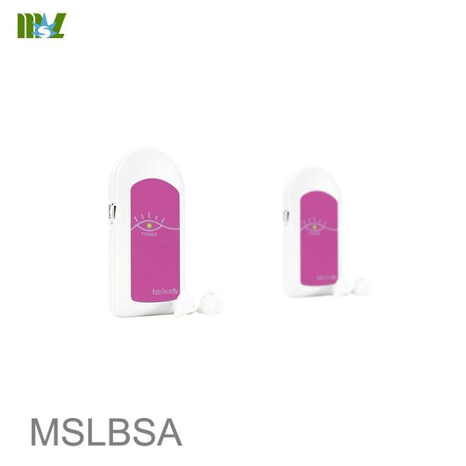 MSL Baby Sound A Pocket Fetal Doppler MSLBSA