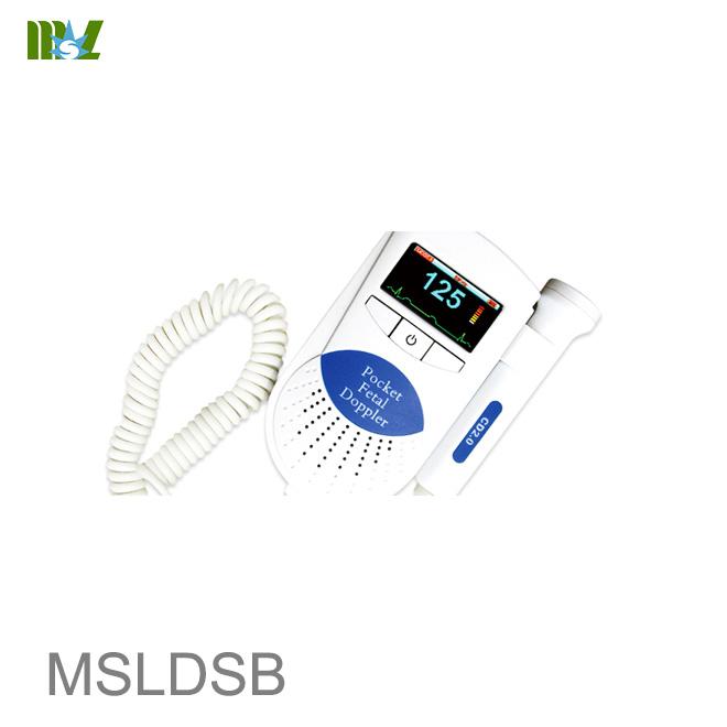 baby Sonoline B Professional Pocket Fetal Doppler MSLDSB