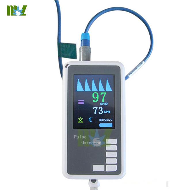 Cheap Handheld Pulse Oximeter CE mark MSLPO-C