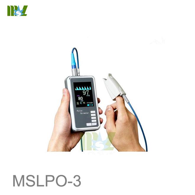 Best Handheld Pulse Oximeter CE mark MSLPO-C
