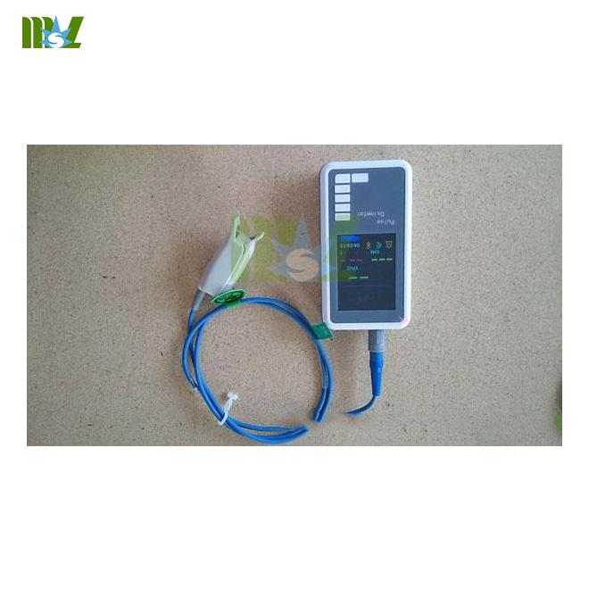 Use Handheld Pulse Oximeter CE mark MSLPO-C