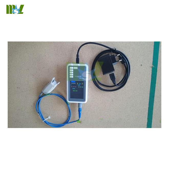 advanced Handheld Pulse Oximeter CE mark MSLPO-C