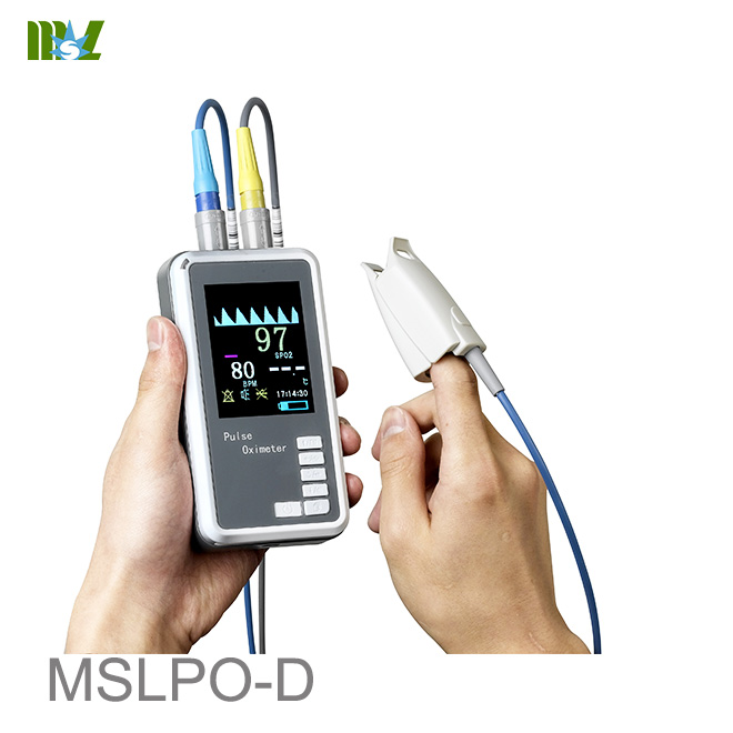 MSL Pulse Oximetry for Home Use MSLPO-D