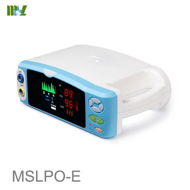 MSL Tabletop Pulse Oximeter MSLPO-E