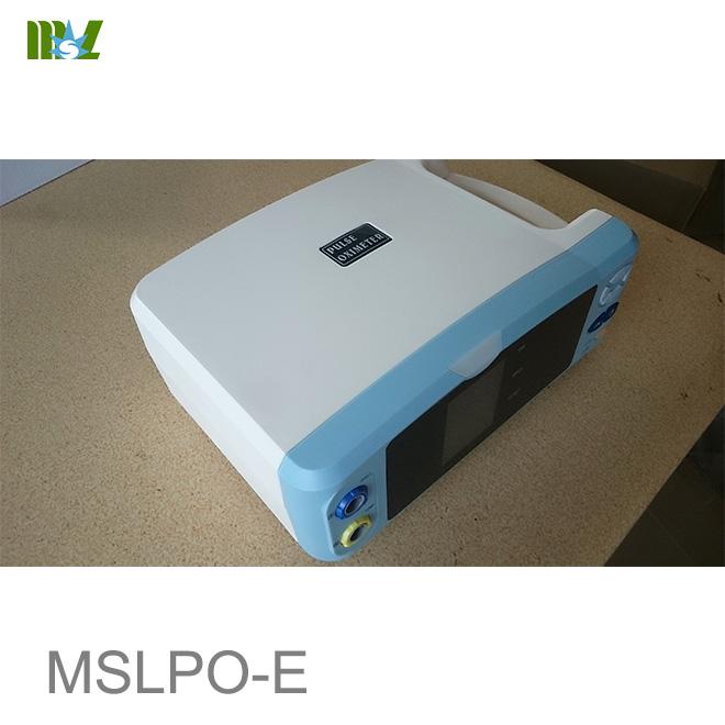 advanced Tabletop Pulse Oximeter MSLPO-E for sale