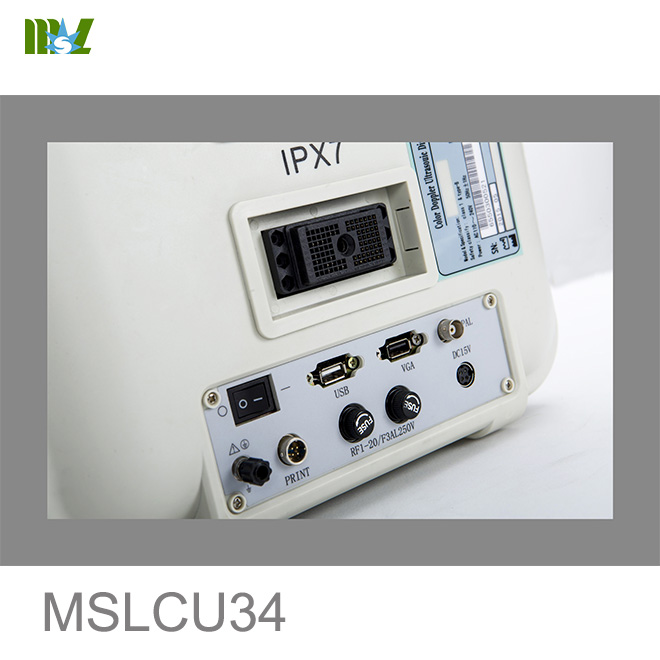Ultrasound Scanner MSLCU34