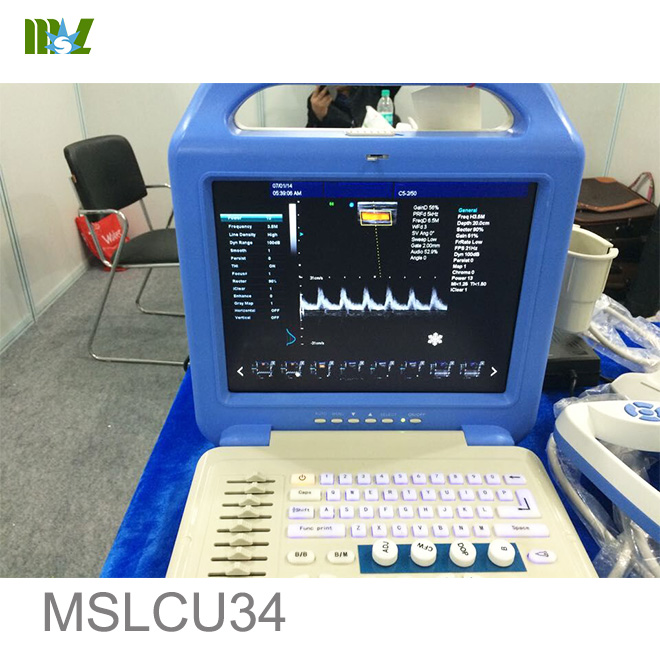 use Ultrasound Scanner MSLCU34