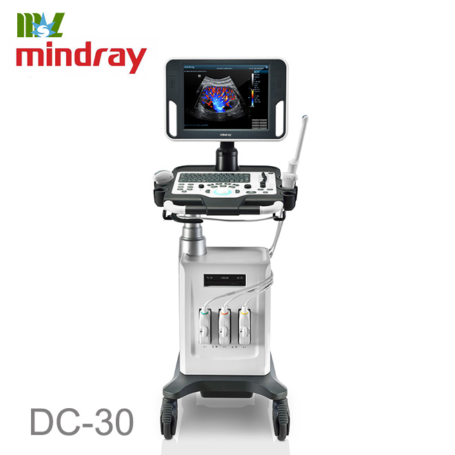 MSL High quality image ultrasound Mindray DC-30