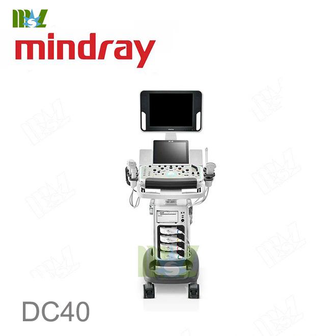 MSL Trolly ultrasound machine Mindray DC-40