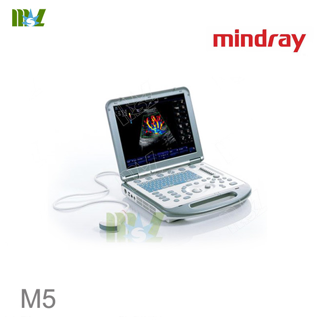 Best Hand-carried color doppler system Mindray M5