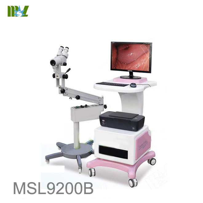 Cheap Digital Electronic Colposcope MSL9200B