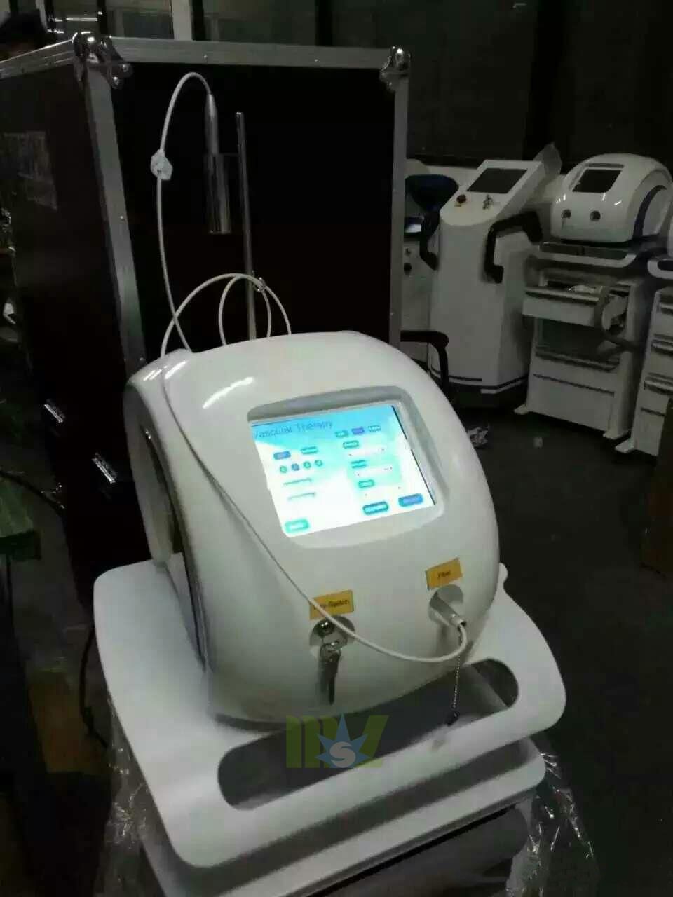 MSL Newest invention 980nm laser spider vein removal MSLVR01