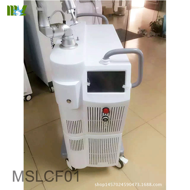 New CO2 laser vanginal tightening machine MSLCF01