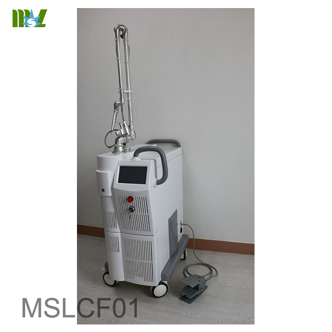 Advanced CO2 laser vanginal tightening machine MSLCF01 for sale