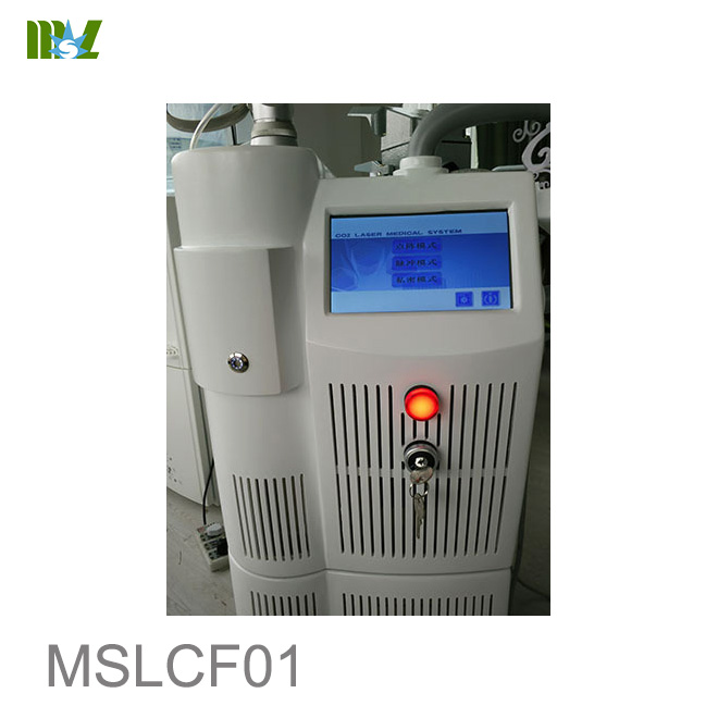 Portable CO2 laser vanginal tightening machine MSLCF01
