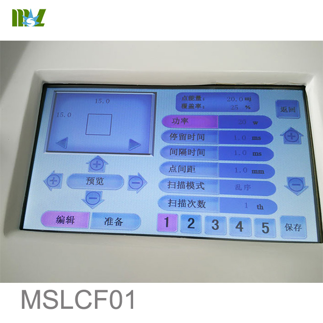 Use CO2 laser vanginal tightening machine MSLCF01 for sale