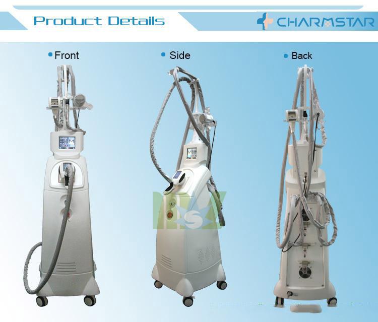 Use Slimming system roller velashape machine MSLVS02