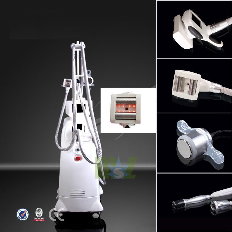 Advanced Slimming system roller velashape machine MSLVS02 for sale