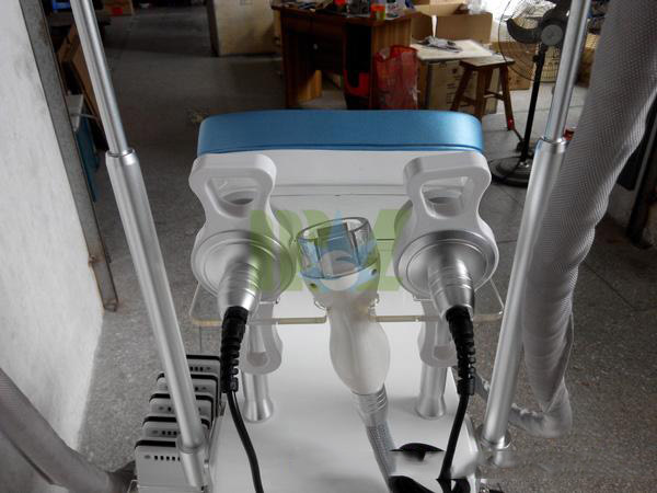 Advanced Vacuum laser cryolipolysis cavitation machine MSLCY03