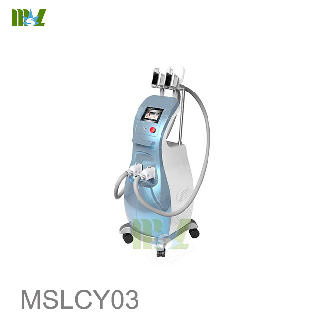 MSL Vacuum laser cryolipolysis cavitation machine MSLCY03