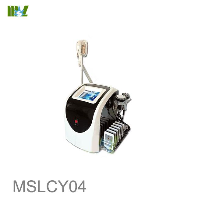 MSL Ultrasonic cavitation vacuum slimming machine MSLCY04