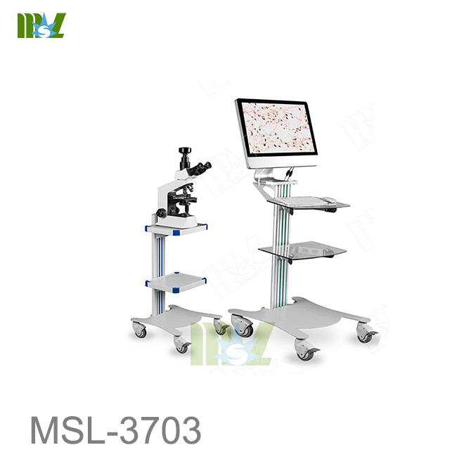 MSL Hospital trolley Sperm analyzer system MSL-3703