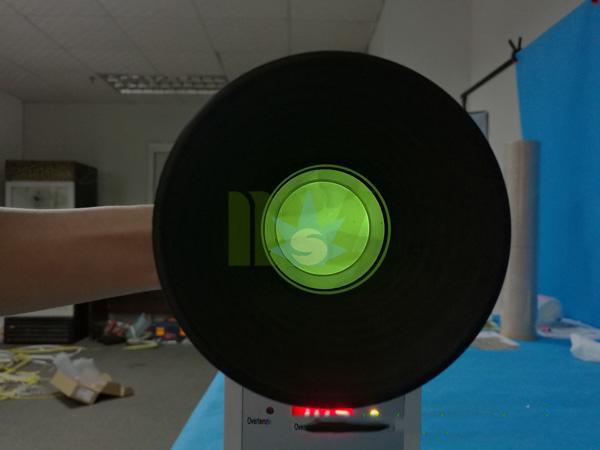 portable x machine radiation