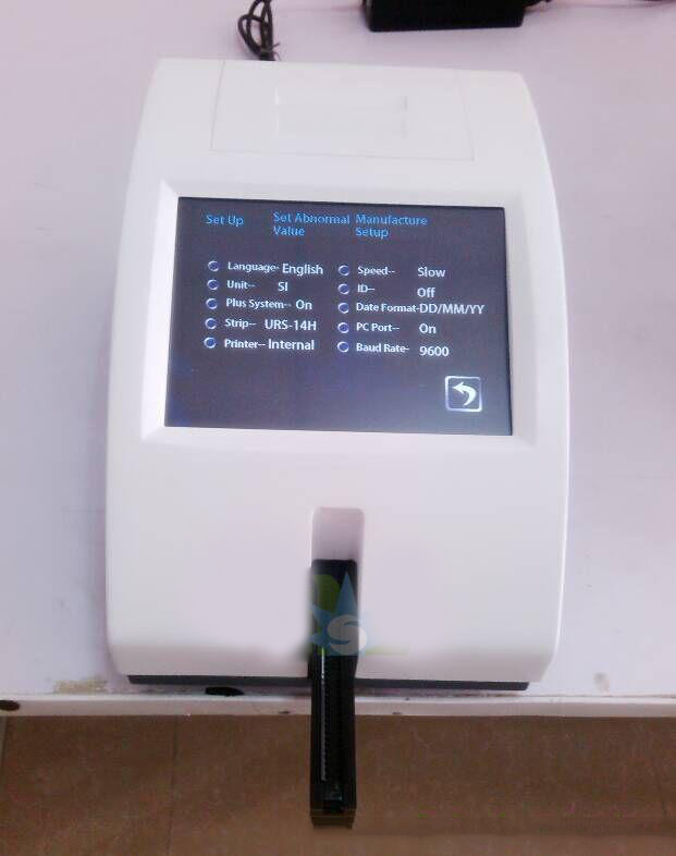 Portable urine analyzer MSLUA09