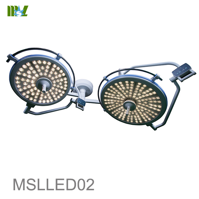 New Shadowless LED Operating Light MSLLED02
