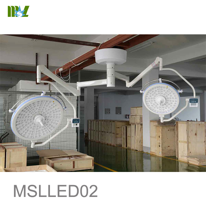 Use Shadowless LED Operating Light MSLLED02