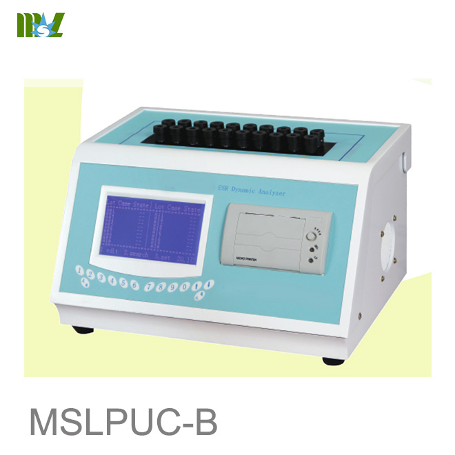 Advantage ESR Analyzer MSLPUC-B