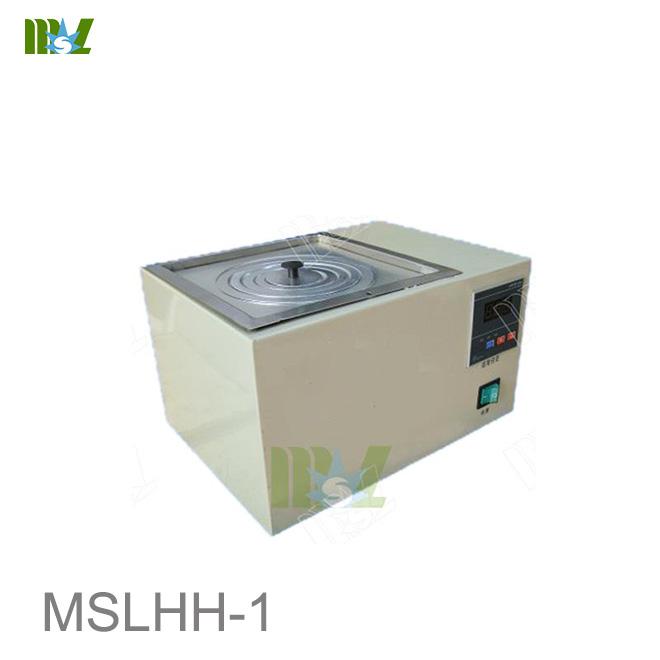 Advantage Single hole water bath MSLHH-1