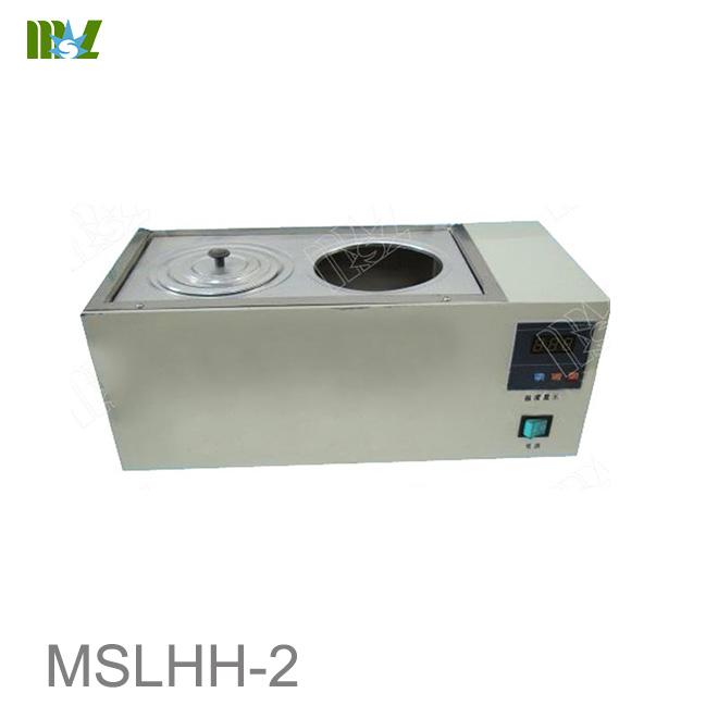 Advantage Double hole water bath MSLHH-2